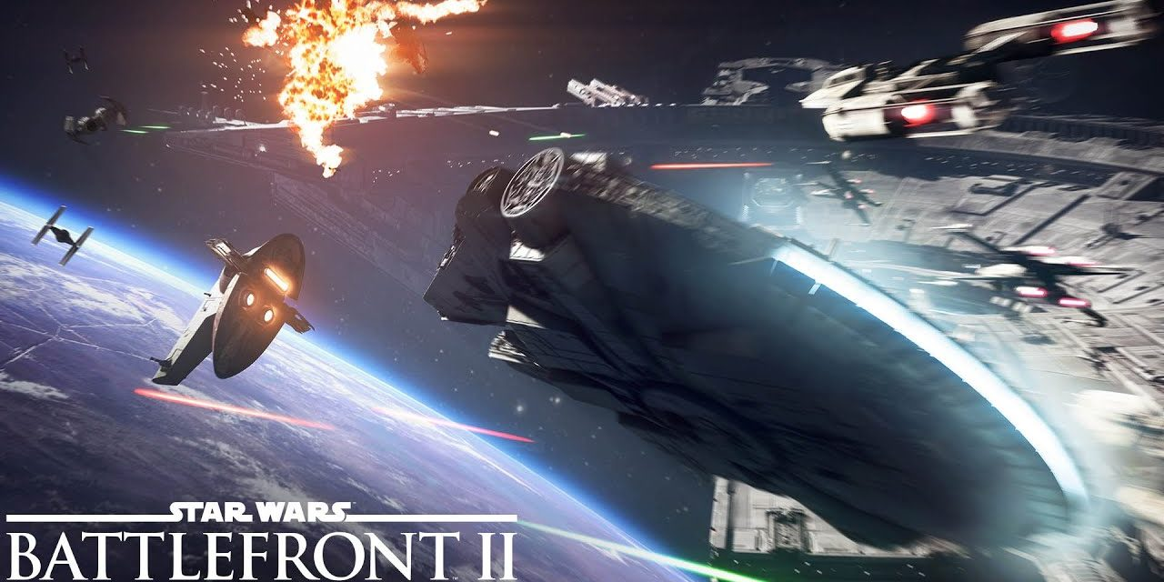 Beta Star Wars Battlefront 2 na polskim Youtube