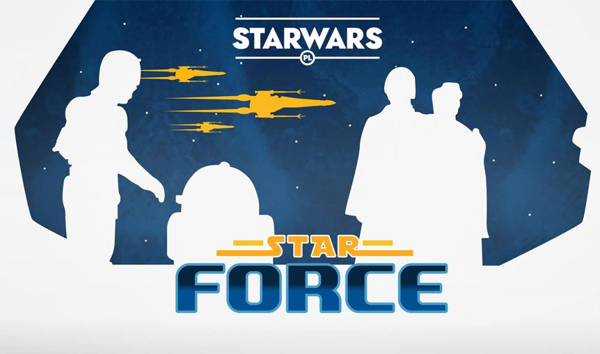 StarWars.pl na StarForce 2017 – zlocie miłośników Gwiezdnych Wojen