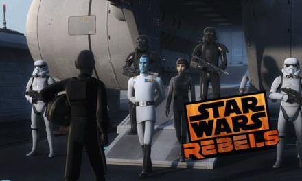 Okupacja Lothal we fragmentach nowych odcinków Rebeliantów