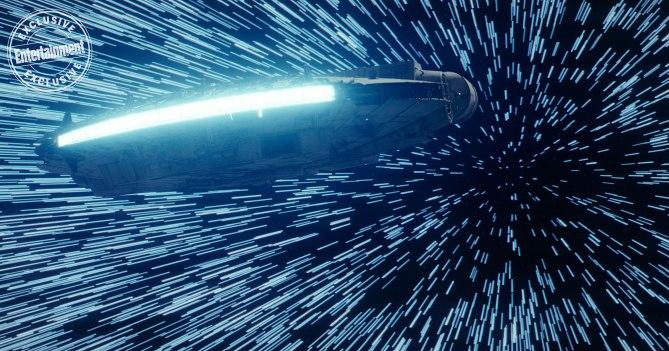 Nowe zdjęcia The Last Jedi od Entertainment Weekly