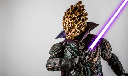 Cosplay tygodnia: Darth Bane w zbroi z orbalisków!