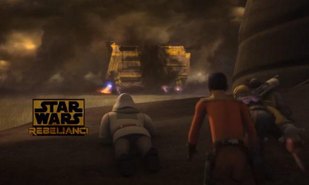 RECENZJA SERIALU – Star Wars Rebels S04E08