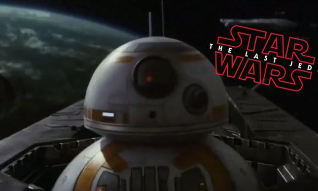 Kolejne telewizyjne spoty Ostatniego Jedi