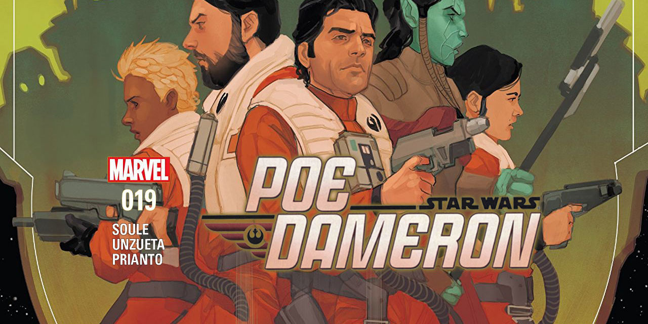 RECENZJA KOMIKSU – Poe Dameron 019
