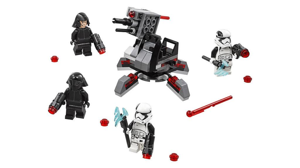 Nowe zestawy Lego Star Wars The Last Jedi