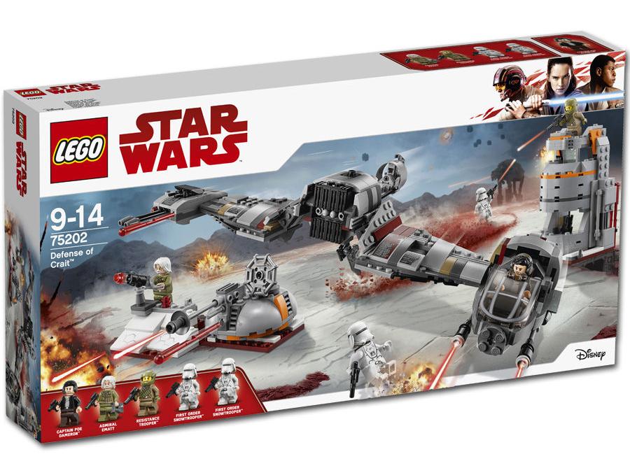 Zobaczyliśmy Nowe Zestawy Lego Star Wars The Last Jedi Starwarspl