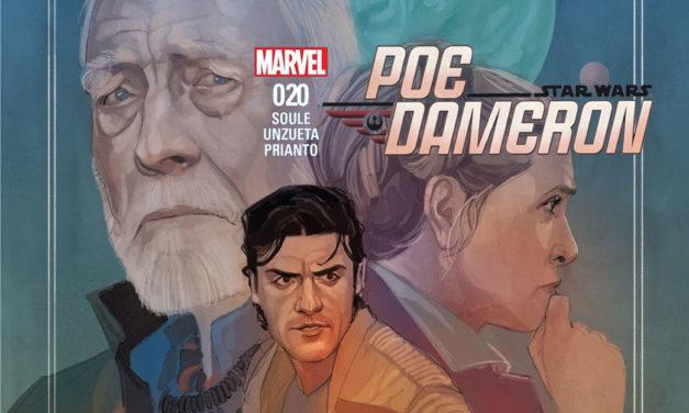 RECENZJA KOMIKSU – Poe Dameron 020