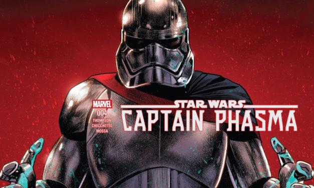 RECENZJA KOMIKSU – Captain Phasma 004