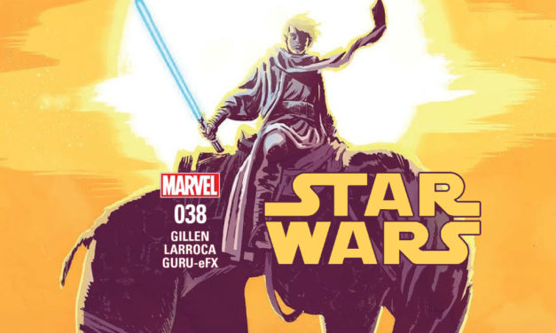 RECENZJA KOMIKSU – Star Wars 038