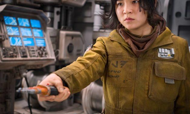 Gwiazdy o swoich rolach w Ostatnim Jedi