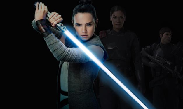 Czy Battlefront 2 zdradził kim są rodzice Rey?