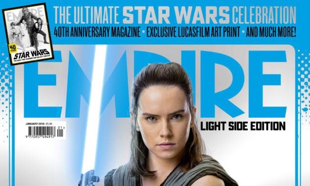 Oto świetne okładki magazynu EMPIRE