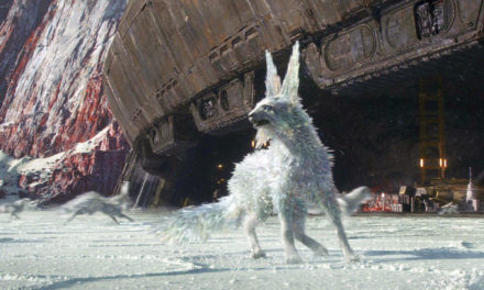Vulptex, czyli kryształowy lis z Crait