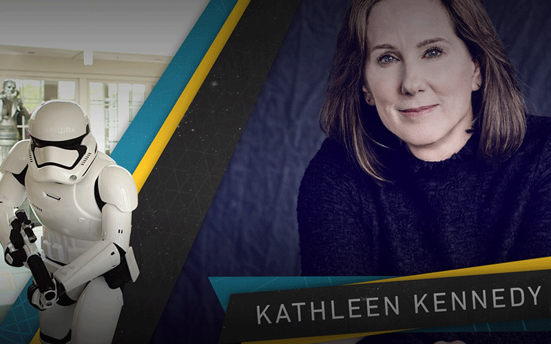 Kathleen Kennedy omawia przyszłość Gwiezdnych Wojen