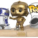 """Ekskluzywne zestawy """"Star Wars Movie Moments"""" od Funko"""