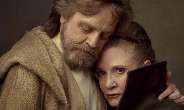 Co czeka Luke'a i Leię w Ostatnim Jedi