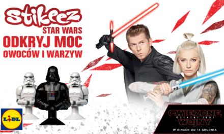 Stikeez Star Wars trafiają do Lidla