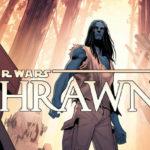 Zapowiedź i pierwsze strony komiksu Thrawn
