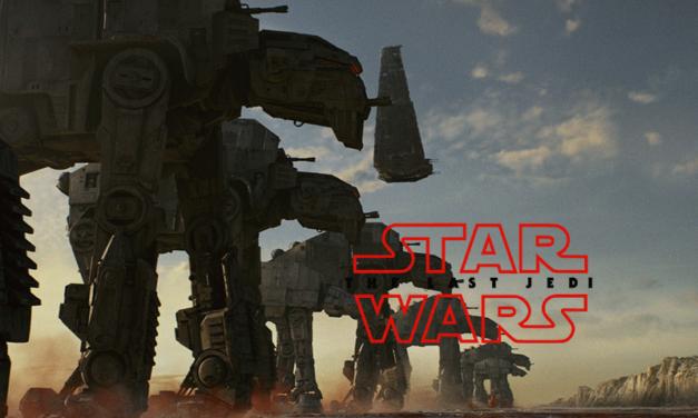 Międzynarodowy zwiastun oraz japoński plakat Ostatniego Jedi