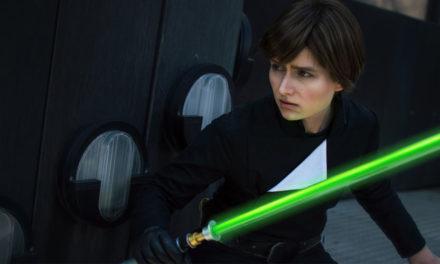 Cosplay tygodnia: Luke Skywalker z Powrotu Jedi