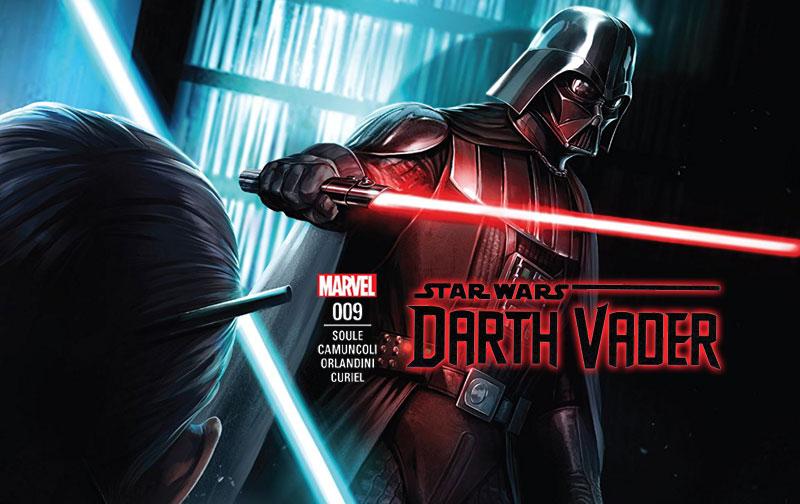 RECENZJA KOMIKSU – Darth Vader 009