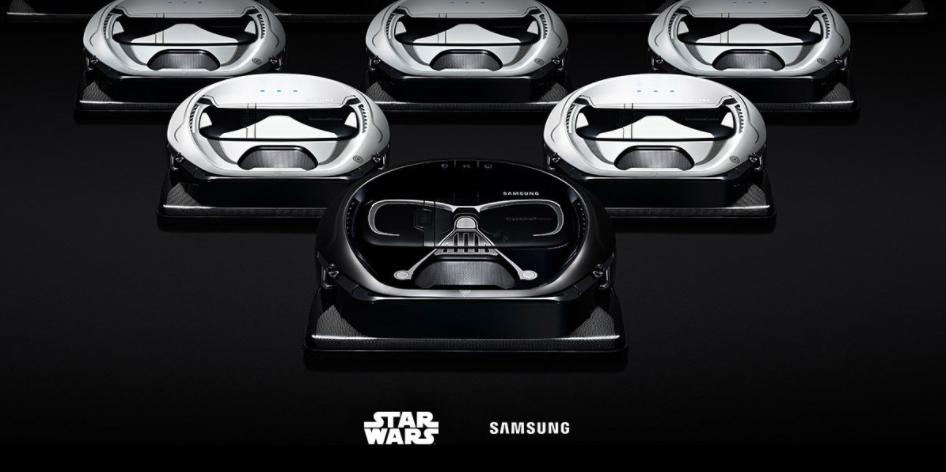 GADŻET – Odkurzacz Star Wars POWERbot™