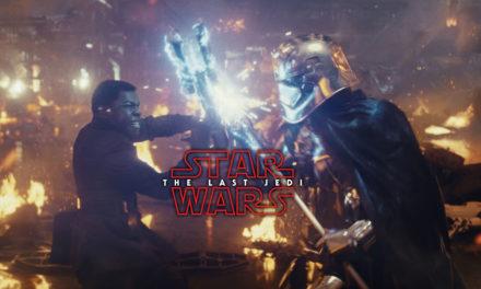Zobacz nowy telewizyjny spot Ostatniego Jedi