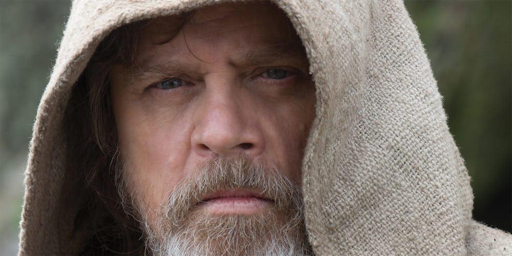 Jak Mark Hamill pokazał, że jest prawdziwym Jedi
