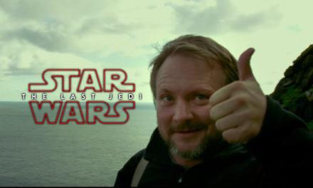Rian Johnson zdradził pierwsze słowa Ostatniego Jedi
