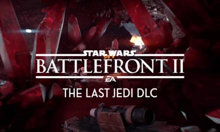 Emocjonujący zwiastun Battlefront II The Last Jedi DLC