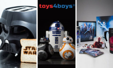 Jaki prezent dla fana? toys4boys.pl doradza
