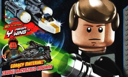 Zaglądamy do magazynu LEGO Star Wars 01/2018