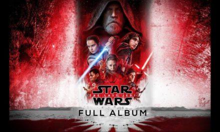 Muzyka z Ostatniego Jedi – poznaliśmy tytuły utworów