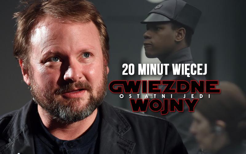 20 brakujących minut Ostatniego Jedi