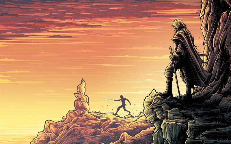 RECENZJA (spoilerowa) FILMU – Ostatni Jedi, czyli…