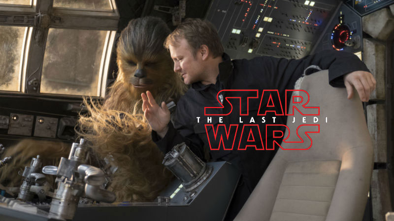 Rian Johnson o usuniętych scenach Ostatniego Jedi