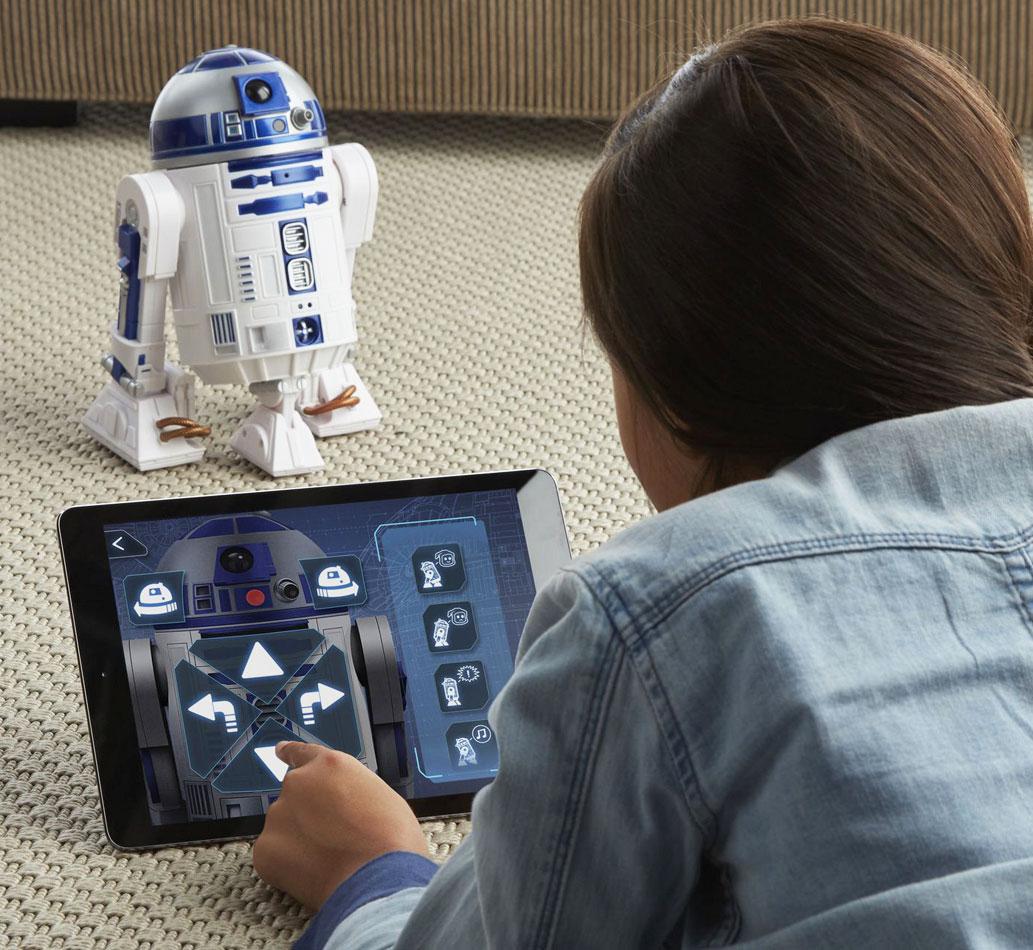 zdalnie sterowany R2-D2 sklep