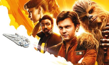 Pierwsza oficjalna grafika z filmu o Hanie Solo!