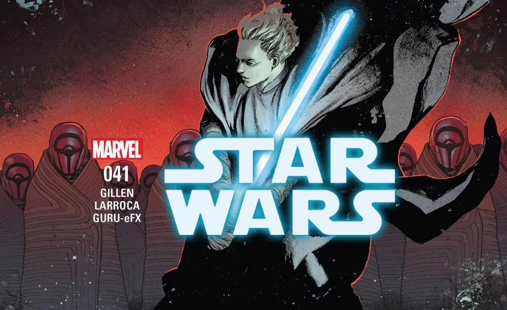 RECENZJA KOMIKSU – Star Wars 041