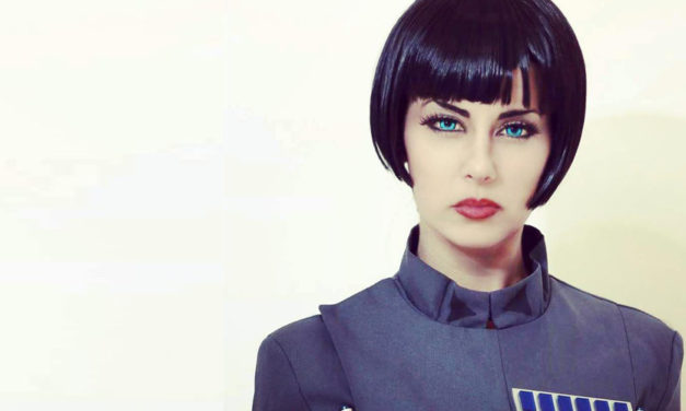 Cosplay tygodnia: Arihnda Pryce z Rebeliantów