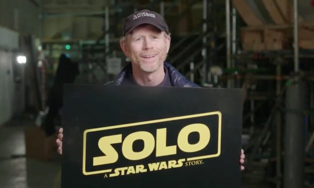 #RonHowardDonosi, że zwiastun Solo już na dniach!