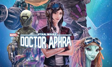 RECENZJA KOMIKSU – Doctor Aphra 015