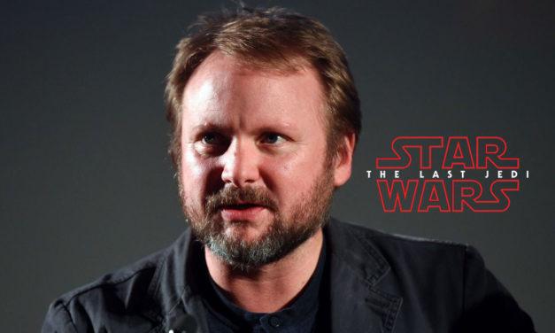 """Rian Johnson omawia szczegóły """"Ostatniego Jedi"""""""