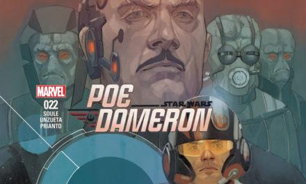 RECENZJA KOMIKSU – Poe Dameron 022