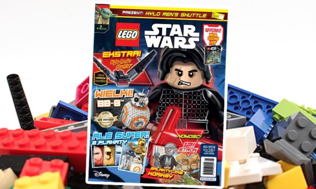 Zaglądamy do magazynu LEGO Star Wars 02/2018