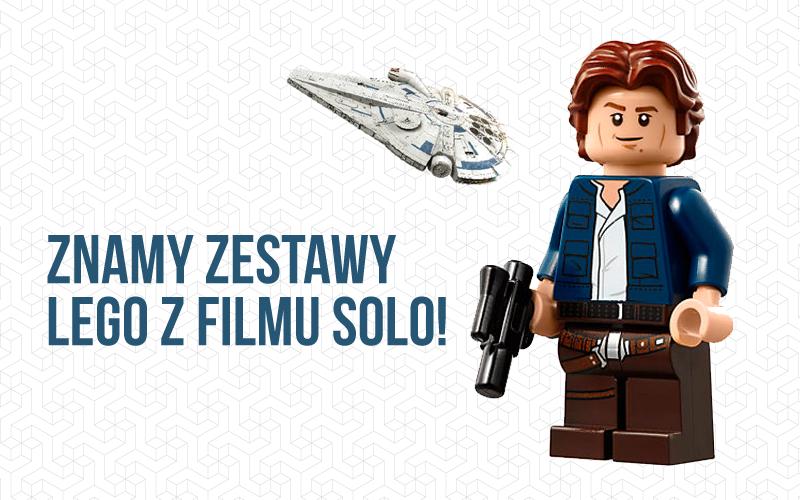 Znamy Zestawy Lego Z Filmu Han Solo Starwarspl