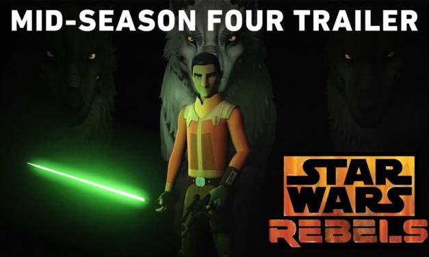 Zwiastun drugiej połowy ostatniego sezonu Rebeliantów!