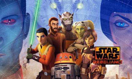 Znamy tytuły, opisy i datę premiery nowych odcinków Rebeliantów