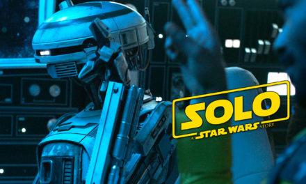"""Han Solo"" w EW | L3-37 – Droid(ka) własnej konstrukcji"