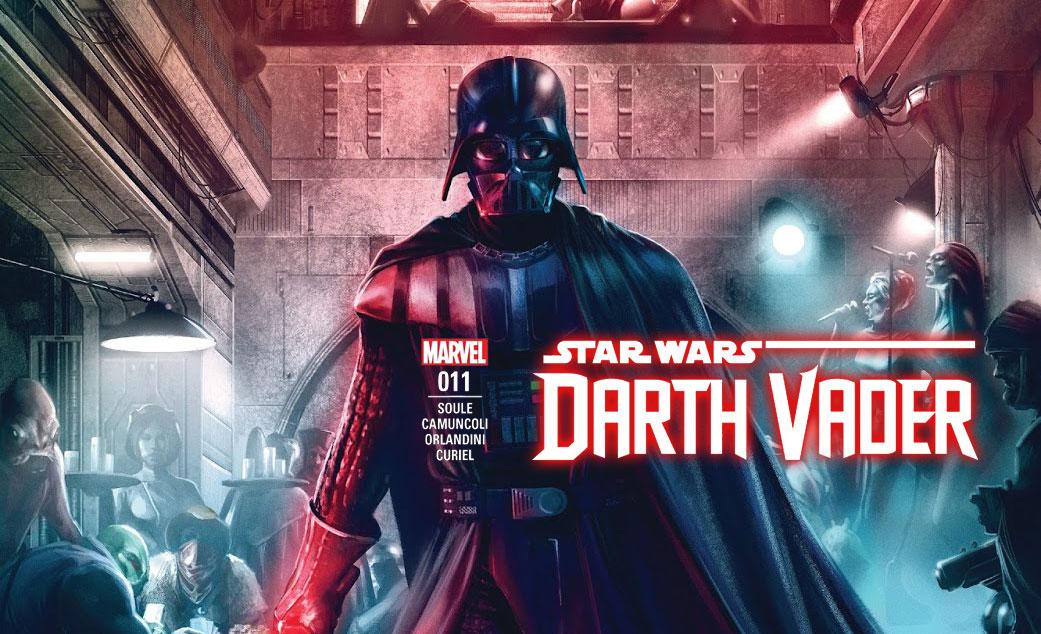 Darth Vader (2017) 011 | Recenzja komiksu